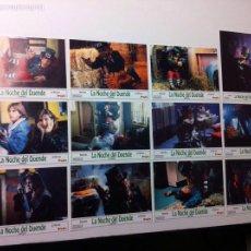 Cine: LOTE 12 FOTOCROMOS LA NOCHE DEL DUENDE LOBBY CARDS LEPRECHAUN. Lote 55060999