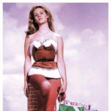 Sexy ELIZABETH MONTGOMERY actress PIN UP PHOTO postcard - RWP 2003 (01)