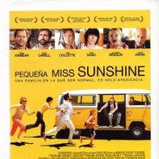 Cine: LA PEQUEÑA MISS SUNSHINE, CON GREG KINNEAR.. Lote 195050512