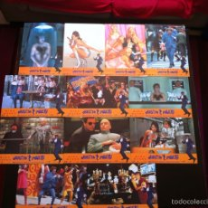 Cine: LOTE 12 FOTOCROMOS AUSTIN POWERS 1 COMPLETO LOBBY CARDS. Lote 55355203