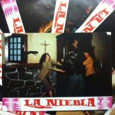 Cine: SET COMPLETO 12 LA NIEBLA AÑO 1980 ORIGINAL DE CINE DE TERROR. Lote 56002886