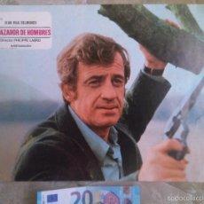 Cine: EL CAZADOR DE HOMBRES. JEAN-PAUL BELMONDO. Lote 56099618