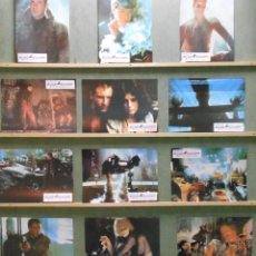 Cine: QQ47 BLADE RUNNER RIDLEY SCOTT HARRISON FORD SET COMPLETO 12 FOTOCROMOS ORIGINAL ESTRENO. Lote 198858648