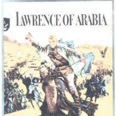 Cine: 8749- 5 MINI-CARTELES ORIGINALES DE CINE: LAWRENCE DE ARABIA. Lote 56312359
