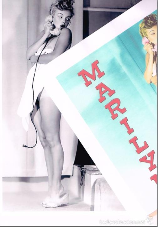 Marilyn Monroe Desnuda Integral 1 Regalo Erotismo
