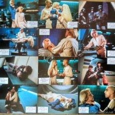 Cine: SET COMPLETO ORIGINAL 12 FOTOCROMOS COMO NUEVOS - ANDROIDE ANDROID -. Lote 56651132