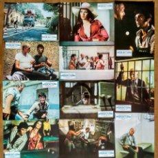 Cine: SET COMPLETO ORIGINAL 12 FOTOCROMOS COMO NUEVOS- MATALOS JEFE TE AYUDO -LEE VAN CLEEF EDWIGE FENECH. Lote 56838377