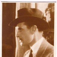 Cine: ACTORES DE CINE, ACTOR JOHN GILBERT , TAMAÑO POSTAL. Lote 56909420