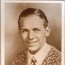 Cine: ACTORES DE CINE, ACTOR DOUGLAS FAIRBANKS JR., TAMAÑO POSTAL. Lote 56909716