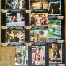 Cine: 11 FOTOCROMOS ORIGINALES- VIERNES 13 3 PARTE III - CINE TERROR. Lote 56955649