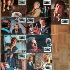 Cine: 9 FOTOCROMOS ORIGINALES - REFUGIO MACABRO - CINE TERROR - PETER CUSHING ROBERT POWELL. Lote 56956683