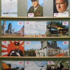 Cine: WU52 TORA TORA TORA SEGUNDA GUERRA MUNDIAL SET COMPLETO 12 FOTOCROMOS ORIGINAL ESPAÑOL. Lote 56963690