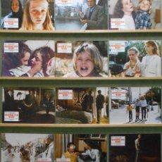 Cine: WU58 MANHATTAN BABY LUCIO FULCI TERROR GORE SET COMPLETO 12 FOTOCROMOS ORIGINAL ESTRENO. Lote 57013435