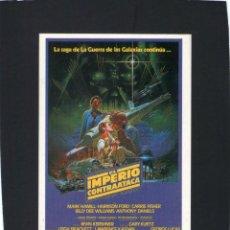 Cine: POSTAL - EL IMPERIO CONTRAATACA - STAR WARS - EDITIONS MERCURI.. Lote 57090059
