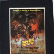 Cine: POSTAL - EL IMPERIO CONTRAATACA - STAR WARS - EDITIONS MERCURI.. Lote 57090148
