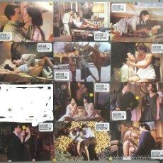 Cine: LOS AMORES PROHIBIDOS DE UNA ADOLESCENTE STEFANIA CASINI JUEGO COMPLETO B(899). Lote 27579204