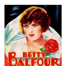 Cine: AFFICHE DU FILM - CHAMPGAGNE (1928) - ALFRED HITCHCOCK - POSTCARD RP (57) - SIZE: 15X10 CM. APROX.. Lote 118363868