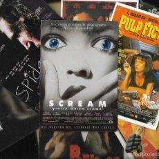 Cine: 10 POSTALES FILMS. Lote 87656336