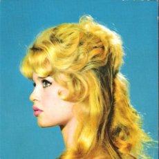 Cine: BRIGITTE BARDOT POSTAL ORIGINAL A COLOR 1964 ROTALCOLOR Nº 47. Lote 58081557