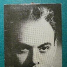 Cine: TARJETAS FLORITA - HERBERT LOM - Nº 150 -. Lote 58415782