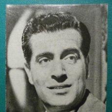 Cine: TARJETAS FLORITA - ANTONIO CASAL - Nº 119 -. Lote 58415976