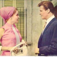 Cine: ROGER MOORE- SARAH BRACKETT. EL SANTO. Lote 194330786
