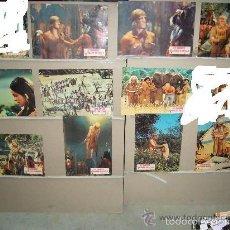 Cine: UN HOMBRE LLAMADO CABALLO RICHARD HARRIS 10 FOTOCROMOS ORIGINALES B(941). Lote 58666978