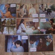 Cine: EL PERISCOPIO / JOSE LARRAZ / LAURA GEMSER / BARBARA REY / JUEGO 8 FOTOCROMOS ORIGINAL ESTRENO. Lote 58743148