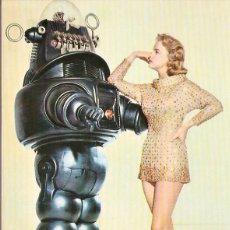 Cine: POSTAL ANNE FRANCIS. POSTAL OSCARCOLOR 1955 . G - 516 GRANDE. 14,5X 20CMS. VELL I BELL. Lote 58956015