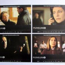 Cine: PLENILUNIO8 FOTOCROMOS ORIGINALES34 X 24NUEVOS. Lote 59011785