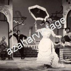 Cine: LOLA FLORES; FOTO ORIGINAL DE LA PELICULA EL BALCON DE LA LUNA,240X180MM. Lote 59048690
