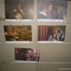 Cine: PERROS DE PAJA SAM PECKINPAH DUSTIN HOFFMAN 5 FOTOCROMOS ORIGINALES B2(723). Lote 59817688