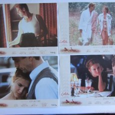 Cine: LOLITA ADRIAN LYNE 1997 LOTE DE 8 FOTOCROMOS 34 X 24 JEREMY IRONS, DOMINIQUE SWAIN NUEVOS. Lote 61261059