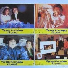 Cine: YO ME BAJO EN LA PRÓXIMA ¿Y USTED? LOTE DE 12 FOTOCROMOS ORIGINALES DE LA PELÍCULA 34 X 24 NUEVOS. Lote 61339167