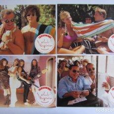 Cine: ORQUESTA CLUB VIRGINIA. 14 FOTOCROMOS ORIGINALES DE LA PELICULA 34 X 24 CMS. NUEVOS. Lote 61407739