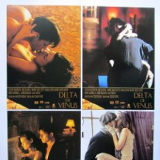 Cine: DELTA DE VENUS. 12 FOTOCROMOS ORIGINALES DE LA PELICULA 34 X 24 CMS. NUEVOS. Lote 61408279