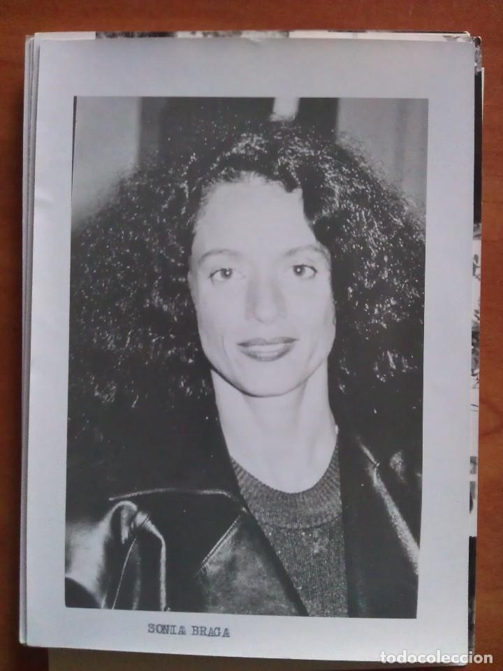 FOTOGRAFÍA SONIA BRAGA (Cine - Fotos y Postales de Actores y Actrices)