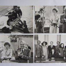 Cine: LAZOS DE SANGRE 12 FOTOCROMOS ORIGINALES DE LA PELICULA, EN BLANCO Y NEGRO (1979) AUDREY HEPBURN. Lote 61870696