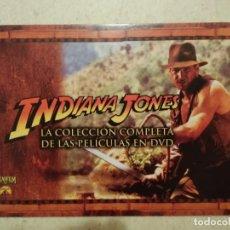 Cine: POSTAL ORIGINAL - 10*15 - INDIANA JONES - HARRISON FORD. Lote 62160700
