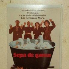 Cine: FOTO 9*13 - SOPA DE GANSO - LOS HERMANOS MARX. Lote 101111938