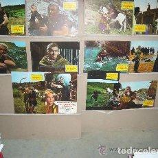 Cinema: LOS CUCHILLOS DEL VENGADOR MARIO BAVA CAMERON MITCHELL JUEGO COMPLETO B2(732 ). Lote 62771007