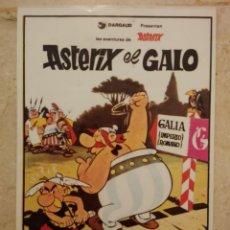 Cine: TARJETA ORIGINAL 10*15 - ASTERIX EL GALO - DIBUJOS ANIMADOS - ANIMACION. Lote 101111972