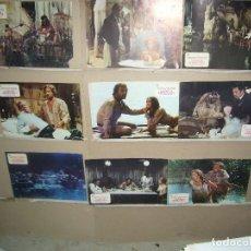 Cine: LA ISLA DE LOS HOMBRES PECES SERGIO MARTINO BARBARA BACH 9 FOTOCROMOS ORIGINALES B(953). Lote 63770439