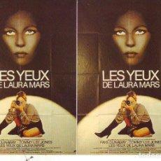 Cine: LES YEUX DE LAURA MARS. Lote 64432531
