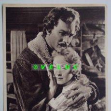 Cine: SIETE NOVIAS PARA SIETE HERMANOS: 12 FOTOS ORIGINALES+TITULO+SOBRE. ESTRENO 1955. Lote 33761376