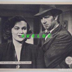 Cine: LA JUNGLA DE ASFALTO: 12 FOTOS ORIGINALES ESTRENO 1951 + TITULO + SOBRE. Lote 43477114