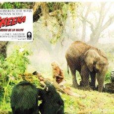 Cinema: SHEENA, REINA DE LA SELVA, FOTOCROMO ORIGINAL,LOBBY CARDS. Lote 66669146