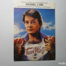 Cine: POSTAL CB FILMS - TEEN WOLF-MICHAEL J.FOX. Lote 66991094