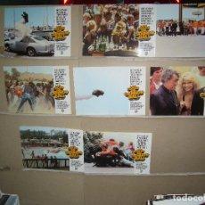 Cine: LOS LOCOS DE CANNONBALL 8 FOTOCROMOS ORIGINALES B(958). Lote 67109161
