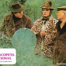 Cinema: LA ESCOPETA NACIONAL FOTOCROMO ORIGINAL DE ESTRENO DE LA PELICULA LOBBY CARDS DIR:LUIS Gª BERLANGA. Lote 67312761